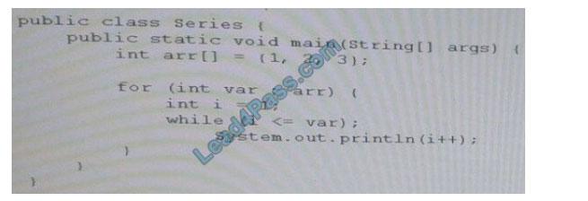 [2021.1] lead4pass 1z0-808 practice test q4