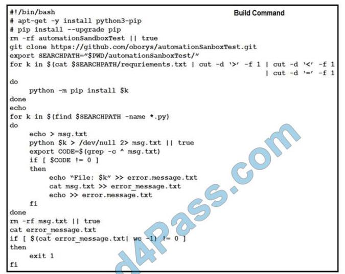 [2021.2] lead4pass 300-910 practice test q5